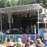 edge of the world music festival - tlell