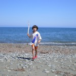 tlell beach  taimen