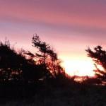 tlell sunrise